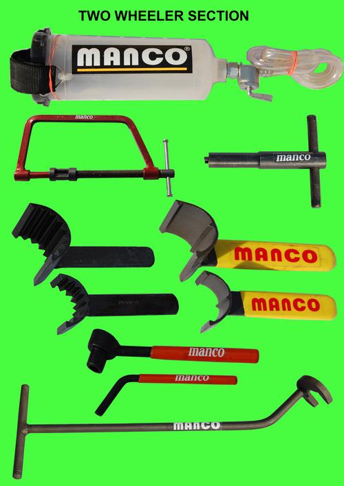 Automotive Two Wheeler Tools