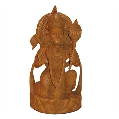 Soft Stone Lord Hanuman