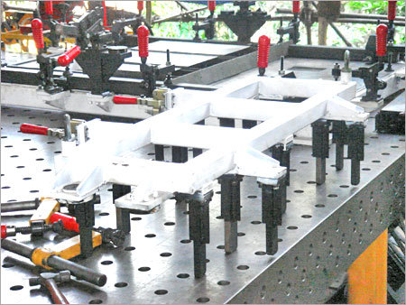 PTD Fabrication Products