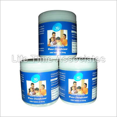 Water Disinfectant Tablets