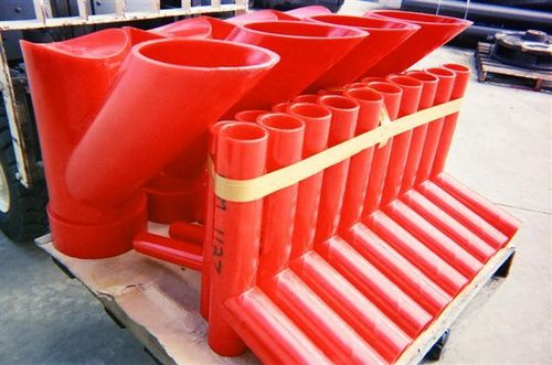 Polyurethane Pipe Fittings
