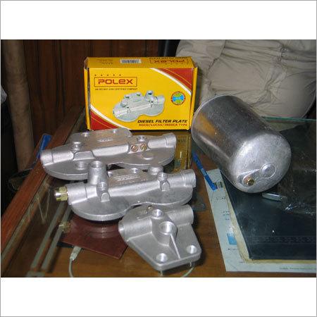 Diesel Filter Plate