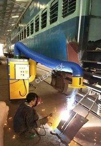 Fume Extracting Machine