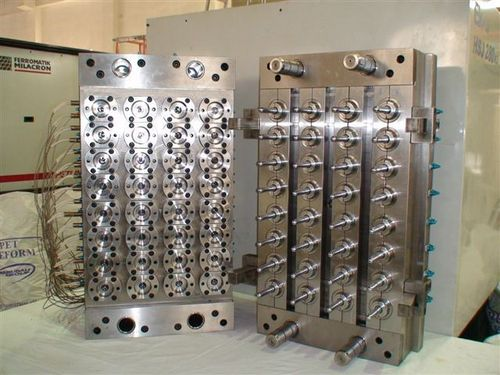 32 Cavity PET Preform Moulds