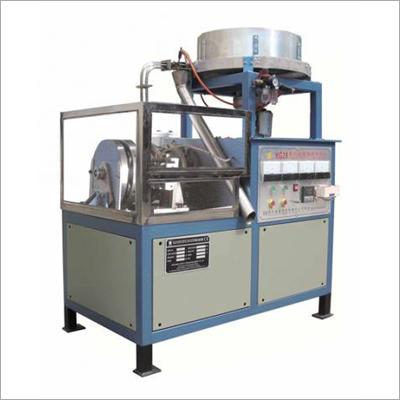 Plastic Cap Slitting Machine