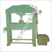 Hydraulic Work Shop Press