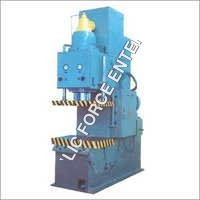 Hydraulic C Frame Type Press