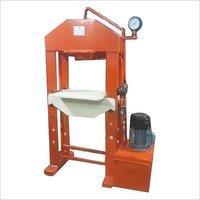 Hydraulic Fan Shaft Pressing Machine