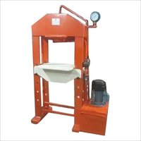 Hydraulic Fan Shaft Pressing Machine