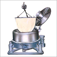 Three Point Bag Lifting Top Discharge Centrifuge