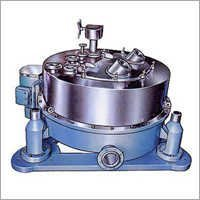 Manual Bottom Discharge Centrifuge