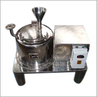 3 point Centrifuge (Hydro Extractor)