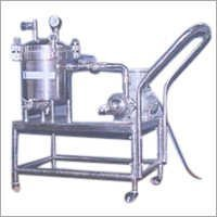 Sparkler Filters Machine