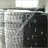 Oil Hose with Fabric Insertion