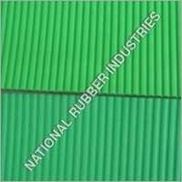 Flat Ribbed Rubber Sheet