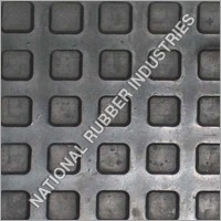 Square Anti-slip Rubber Mat