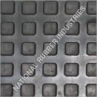 Square Anti-slip Rubber Mat