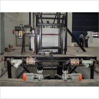 Fork Arm Furnace With Agitation System