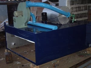 Foundry Mould Drying Gas Fired Oven