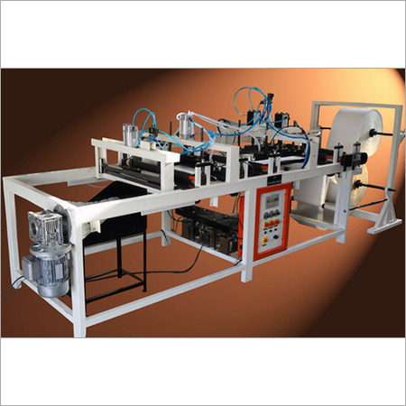 Seal Pouching Machine