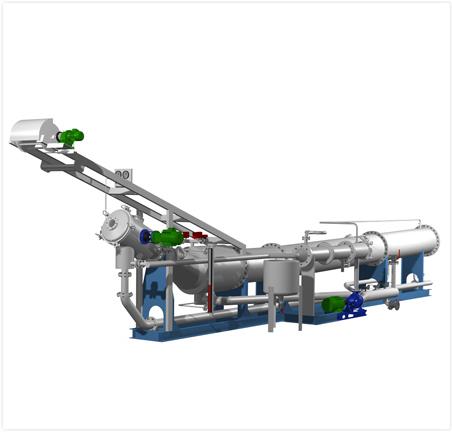 Rapid Jet Dyeing Machine