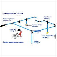 Compressed Air Piping System