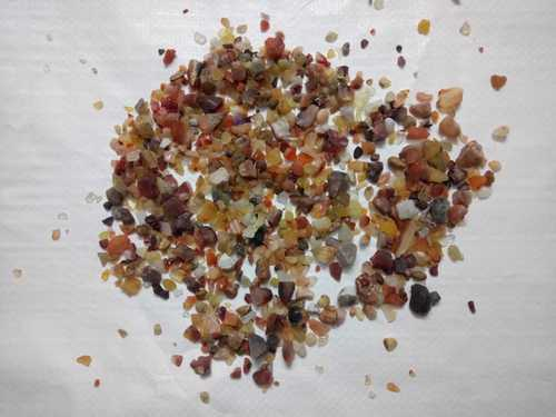Red carnelian Aquarium Gravels Stones