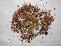 Natural Machine Polished Red Carnelian Aquarium Gravels Stones