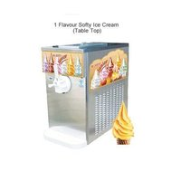 Single Flavour Ice Cream Machine