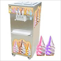 Twin Flavour Ice Cream Machine