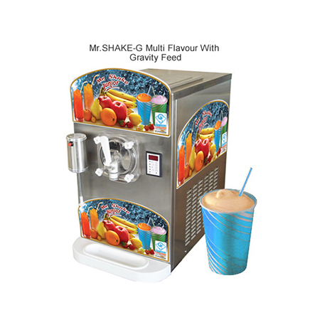 Thick Milk Shake Machine - Flavour