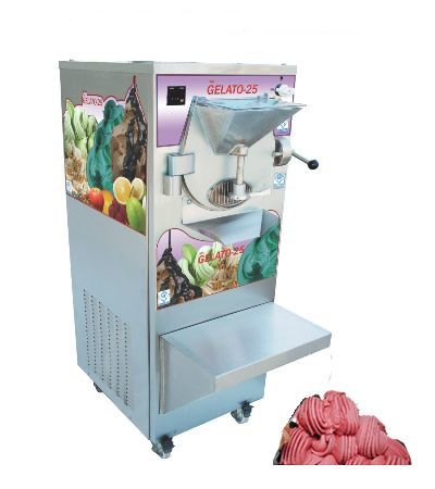 Horizontal Batch Freezer