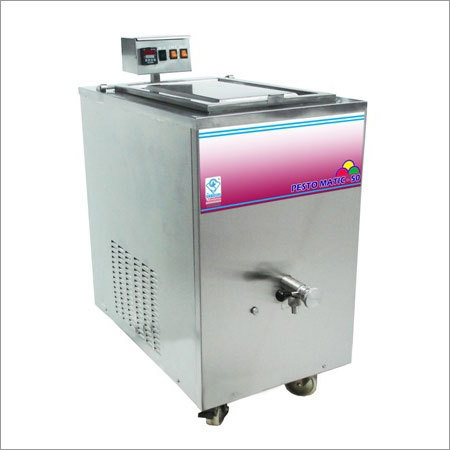 Ice Cream Mix Making Machine