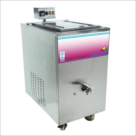 Ageing Vat  - Ice Cream Mix Making Machine