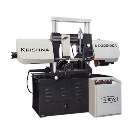 Double Column Type Fully Automatic Bandsaw Machine