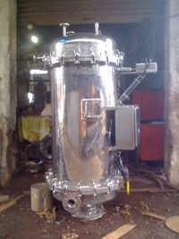 Vertical Plate Filter