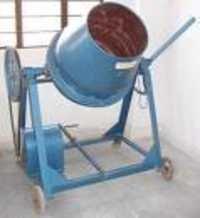 Misturador concreto do laboratório