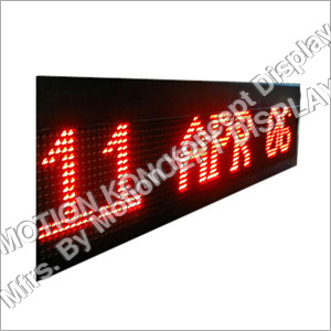 LED Moving Message Boards