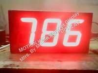 LED Token Display Boards