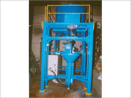 Tundish Gunning Machine