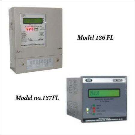 Dual Register Energy Meter+