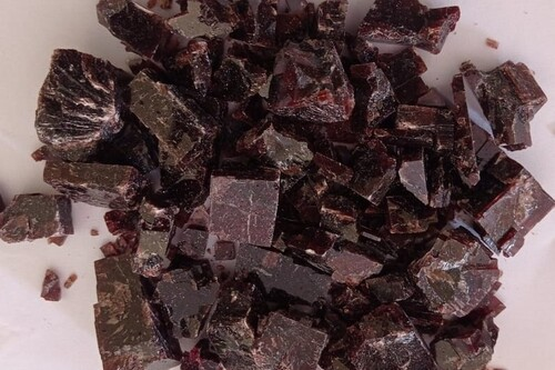 Black Rock Salt Lumps