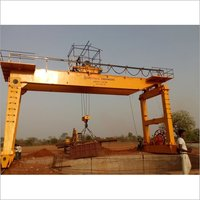 Double Girder Box Type Gantry Crane