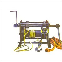 Manual Crab Winch