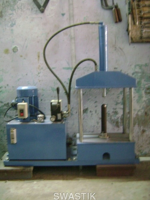 Hydrulic Balling Press Machine