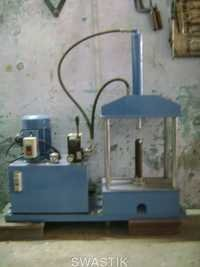 Cheese Pipe Straightening Machine