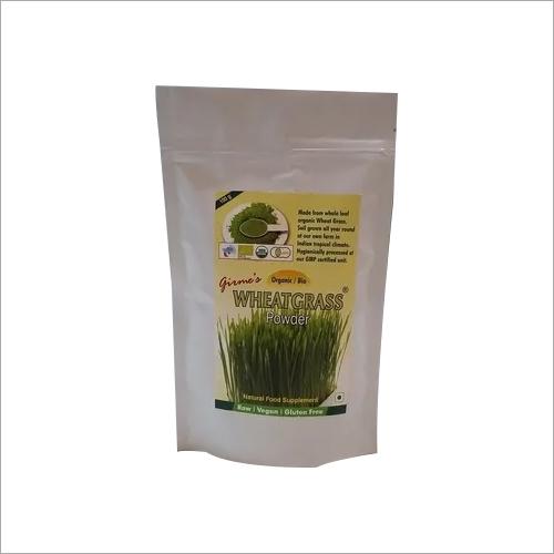 Wheatgrass Powder Pouch