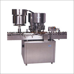 Automatic Six Head Ropp Cap Sealing Machine