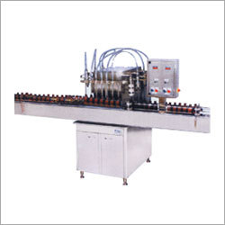 Automatic Volumetric Liquid Bottle Filling Machine