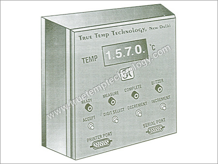 Microprocessor Based Temperature Indicator